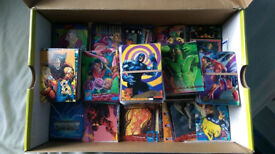 Marvel,DC,X Men,Spiderman,Wolverine, Single Cards For Sale 99p Each