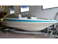 BAYLINER 2050 BOW RIDER WITH 5LTR MERCRUISER AND SPOT NAV LIGHT WITH NICE COVERS