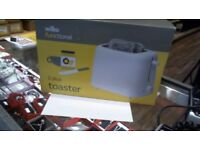 WILKO TOASTER BOXED