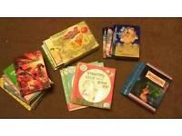 Children's books, Disney, Winnie the pooh. Charlie and Lola.
