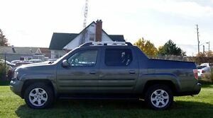 2007 Honda Ridgeline EX-L LEATHER No Sunroof  AWD