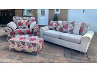 Scs Sofa Suite for Sale.