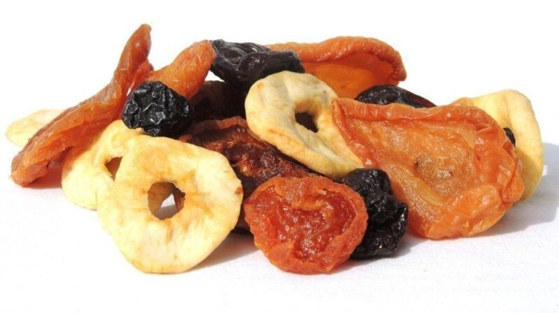 Mixed Dried Fruit by Its Delish, 2 lbs