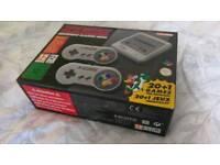 Super Nintendo Classic - Brand New NEVER USED!