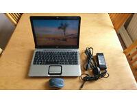 HP Pavilion Media Center dv2175ea - 14.1 inch - Core 2 - 2GB RAM, 120GB HDD, Win 10