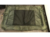 Chubb unhooking Mat with ngt weight sling