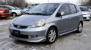 2008 Honda Fit ALLOYS/POWER GROUP OPTIONS/AIR CONDITION
