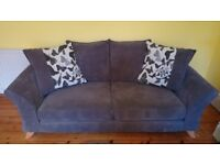 DFS Abigail sofa, cuddler, accent chair and storage footstool ( sold as suite or separately)