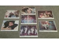 """Saturday Night Fever"" Original set of UK Cinema Lobby Cards"