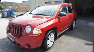 2009 Jeep Compass NORTH EDITION, SUNROOF