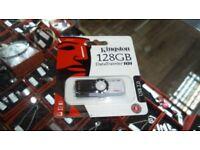 UN OPENED KINGSTON 128GB USB STICK