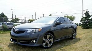 2012 Toyota Camry SE MODEL * NAVIGATION * LEATHER * SUNROOF