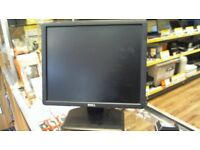 "DELL 17"" PC MONITOR"