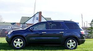 2008 GMC Acadia SLT AWD LEATHER  DOUBLE SUNROOF