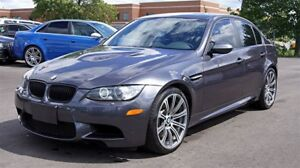 2008 BMW M3 4 DOOR * 6 SPEED * NAVIGATION