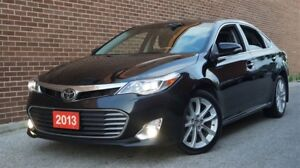 2013 Toyota Avalon XLE, Limited, Backup Camera, Leather, Sunroof