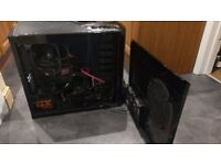 Phantom Enthusiast Full Tower PC Computer Case - Black
