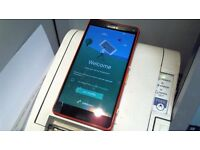 ---------SONY XPERIA Z COMPACT MOBILE PHONE----------