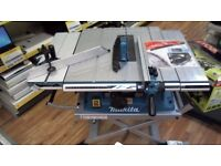 MAKITA 110V TABLE SAW