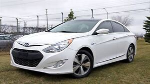 2011 Hyundai Sonata Hybrid Premium Tech Pkg * Hybrid  * Leather