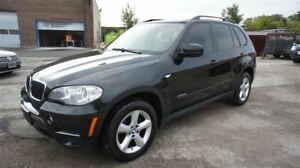 2012 BMW X5 LEATHER, PANORAMIC ROOF. PARK ASSIST