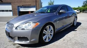 2010 Jaguar XF XFR, SUPERCHARGED, LEATHER, SUNROOF