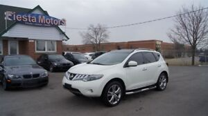 2010 Nissan Murano LE Nav Leather Double Roof navigation Bk Up c