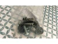 Alko Towball Kit with Cover