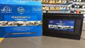 Van batteries (Brand New) 10% off in store