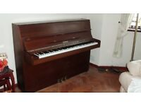 MAHOGANY HOHNER UPRIGHT PIANO