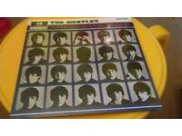 The Beatles 'A Hard Day's Night' vinyl lp