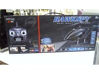 RC HELICOPTER WITH CONTROL