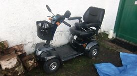 Daytonna XLRCareco mobility scooter; excellent condition.. good battery