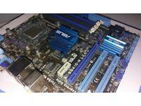 ASUS SPG41C-M LX LGA775 + Core 2 Quad 6600q