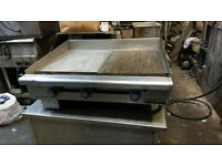 Imperial Flat griddle Nat Gas