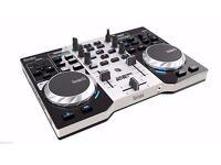Hercules DJ mixer swap for phone