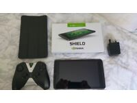 Nvidia Shield tablet – Complete, with official Nvidia controller & charger **Excellent Condition**