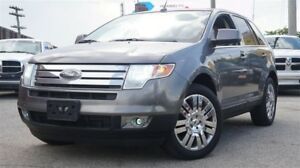2010 Ford Edge Limited, Navi, Leather, Pano Sunroof, Chrome whee