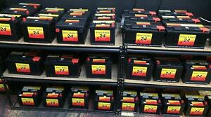 car battery $35 and up