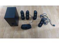 Logitech X530 5.1 Sound System