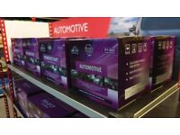 Car batteries from £39.99 (Brand new) Delivery Available! 10% off in store!