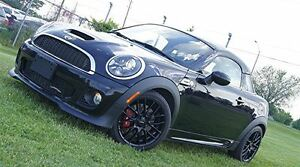2013 MINI Cooper Coupe JCW Navigation 6 speed Manual John Cooper
