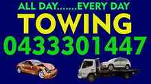 All Sydney area Towing Sydney City Inner Sydney Preview