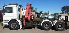 Prime Mover Scania Turbo with Hiab Fremantle Fremantle Area Preview