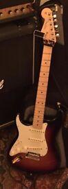 Left handed Fender American Pro Stratocaster 2016