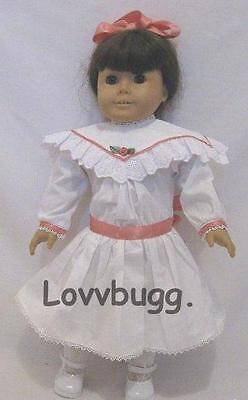 "Lovvbugg Victorian Tea Party for 18"" American Girl Doll Clothes Samantha Rebecca"