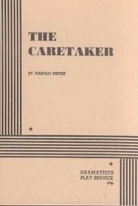 NEW The Caretaker by Harold Pinter