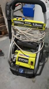 new electric power washer