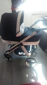 Bebecar Ip-Op 2in1 Pram need gone ASAP! £50 ono