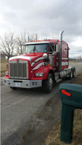 Camion Kenworth T-800 72'' BED -  Année 2011
